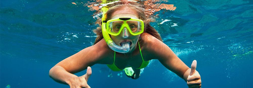 Snorkeling in Kauai | Family Friendly Activities | Oceanfront Rentals