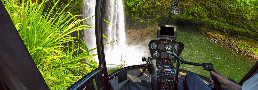 Helicopter Tours on Kauai | Oceanfront Rentals on Kauai