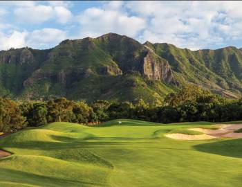 Kauai's golf courses