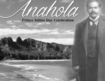 Anahola Prince Kuhio Celebration