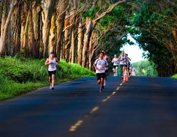 10TH ANNUAL KAUAI MARATHON AND HALF MARATHON