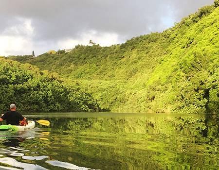 Kayaking the Wailua River On Kauai | Oceanfront Rentals on Kauai