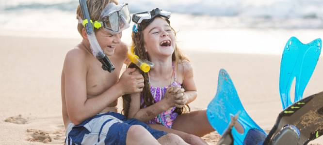 Ten Family Friendly Activities on Kauai | Oceanfront Rentals on Kauai