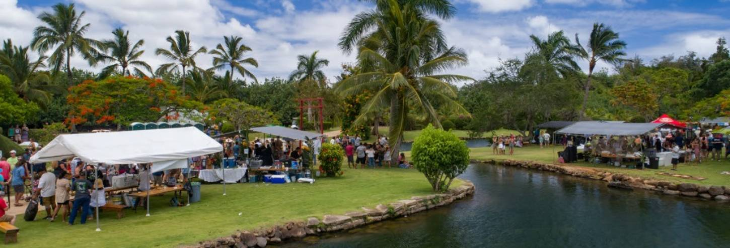 Taste of Hawaii – grounds
